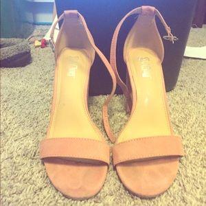 Brash 4in heeled sandals